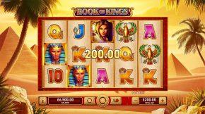 Book of Kings Gameplay Line