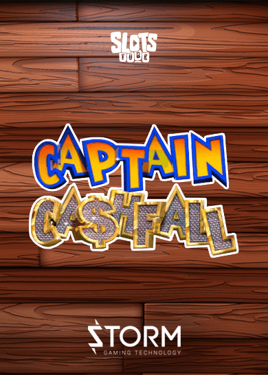 Captain Cashfall Megaways Slot Free Play