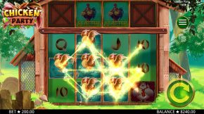 Chicken Party Gameplay