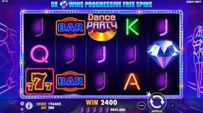 Dance Party Gameplay Sumbol