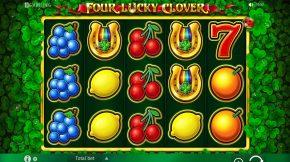 Four Lucky Clover Gameplay