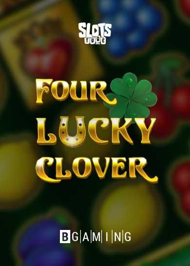 Four Lucky Clover