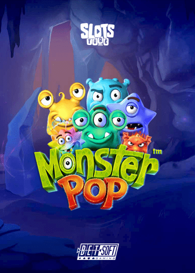 Monster Pop Slot Free Play