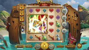 Pirates 2 Mutiny Bonus