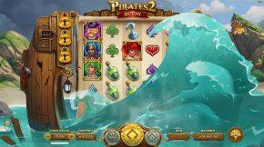 Pirates 2 Mutiny Gameplay Wave