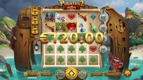 Pirates 2 Mutiny Line