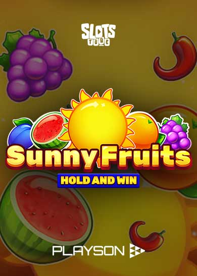 Sunny Fruits Hold and Win Slot Free Play