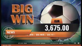 Super Striker Bonus Big Win