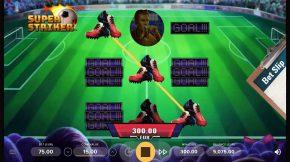 Super Striker Gameplay
