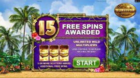 Survivor Megaways Free Spins