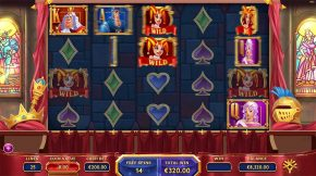 The Royal Family Free Spins Line