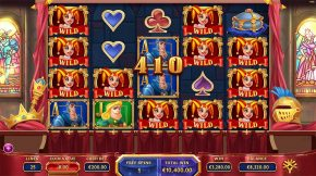 The Royal Family Free Spins Wild