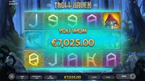 Troll Haven Bonus Win