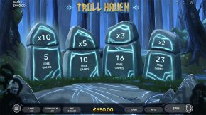 Troll Haven Free Spins