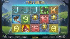 Troll Haven Scatter