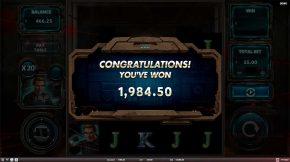 777 Heist Bonus Total Win