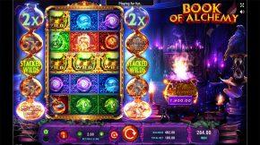 Book of Alchemy Gameplay
