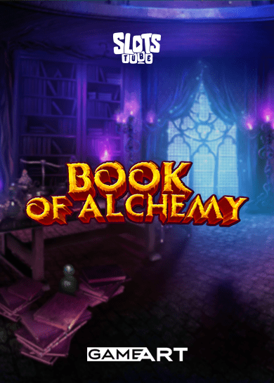 Book of Alchemy Slot Free Play