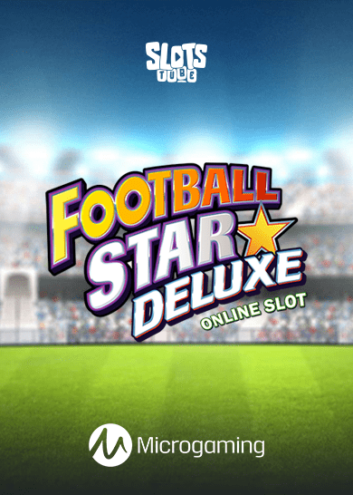 Football Star Deluxe Slot Free Play