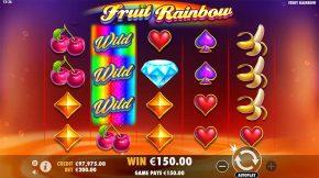 Fruit Rainbow Gameplay