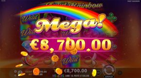 Fruit Rainbow Mega Win