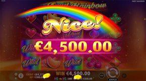 Fruit Rainbow Win