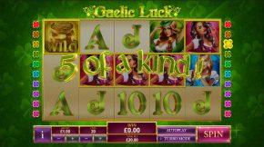 Gaelic Luck Gameplay