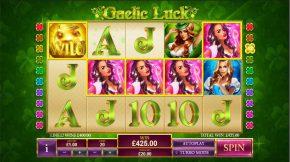 Gaelic Luck Line