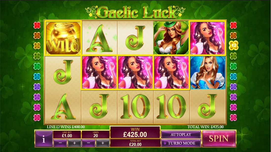Gaelic Luck Rtp