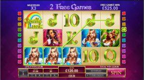 Gaelic Luck Multiplier