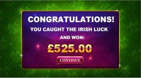 Gaelic Luck Total Win