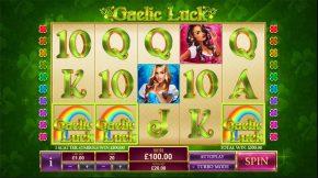 Gaelic Luck Wild