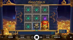 Gods of Gold Infinireels Game
