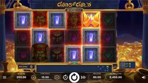 Gods of Gold Infinireels Game Sumbol