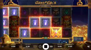 Gods of Gold Infinireels Gameplay