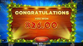 Hot Shots 2 Bonus Win