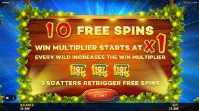 Hot Shots 2 Free Spins