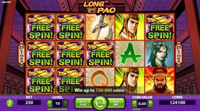 Long Pao Free Spins