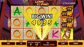 Long Pao Free Spins Big Win