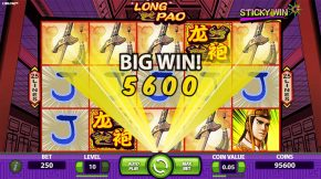 Long Pao Free Spins Win