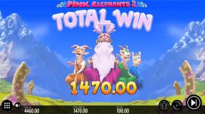 Pink Elephants 2 Total Win