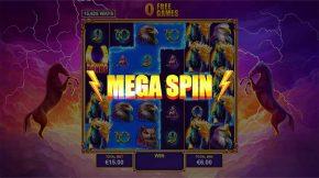 Stallion Strike Bonus MegaSpins
