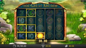 The Great Archer Gameplay