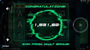 The Vault Total Win