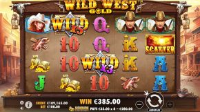 Wild West Gold Gameplay Wild