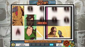 Agent Destiny Free Spin