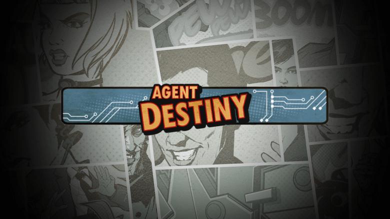 Agent Destiny Slot Demo