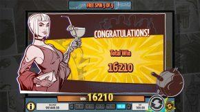 Agent Destiny Total Win