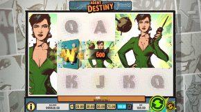 Agent Destiny Wild