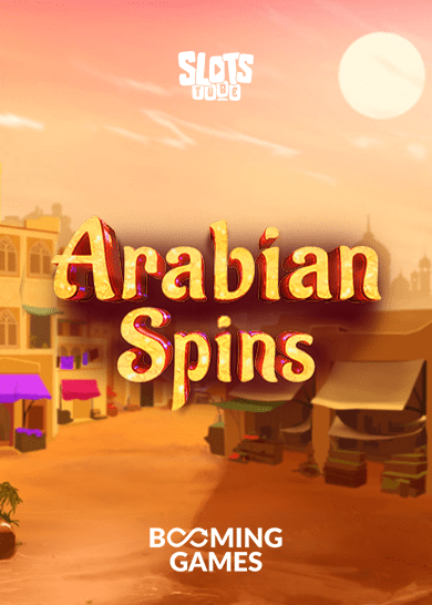 Arabian Spins Slot Free Play